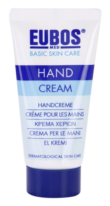 Eubos Basic Skin Care Restoring Cream For Hands