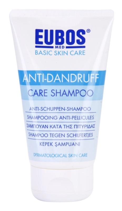 Eubos Basic Skin Care šampón proti lupinám s panthenolom