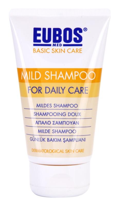Eubos Basic Skin Care Mild finom állagú sampon mindennapi használatra