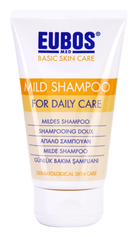 Eubos Basic Skin Care Mild nežni šampon za vsakodnevno uporabo