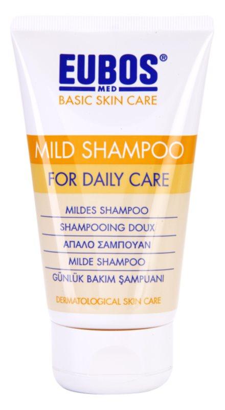 Eubos Basic Skin Care Mild нежен шампоан за ежедневна употреба