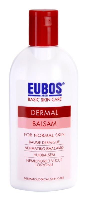 Eubos Basic Skin Care Red bálsamo hidratante de corpo para a pele normal