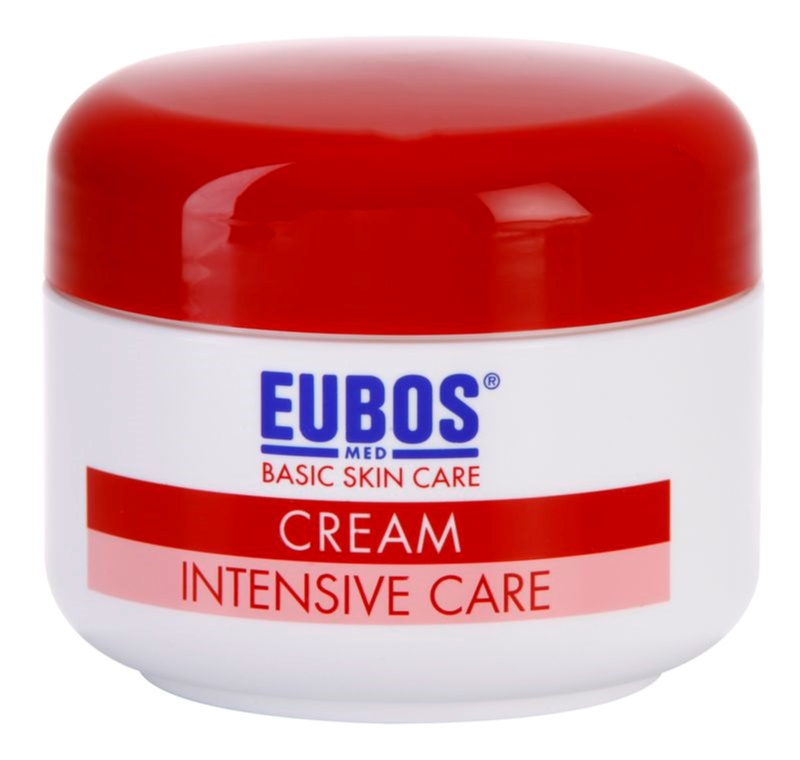 Eubos Basic Skin Care Red Intensive Cream For Dry Skin