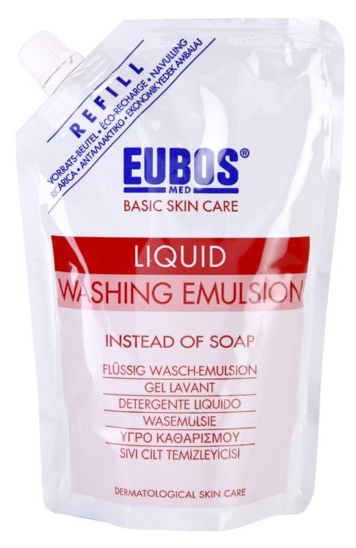 Eubos Basic Skin Care Red Waschemulsion Ersatzfüllung