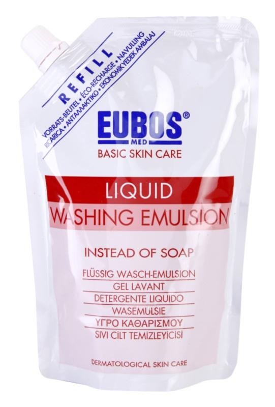 Eubos Basic Skin Care Red γαλάκτωμα πλυσίματος ανταλλακτικό