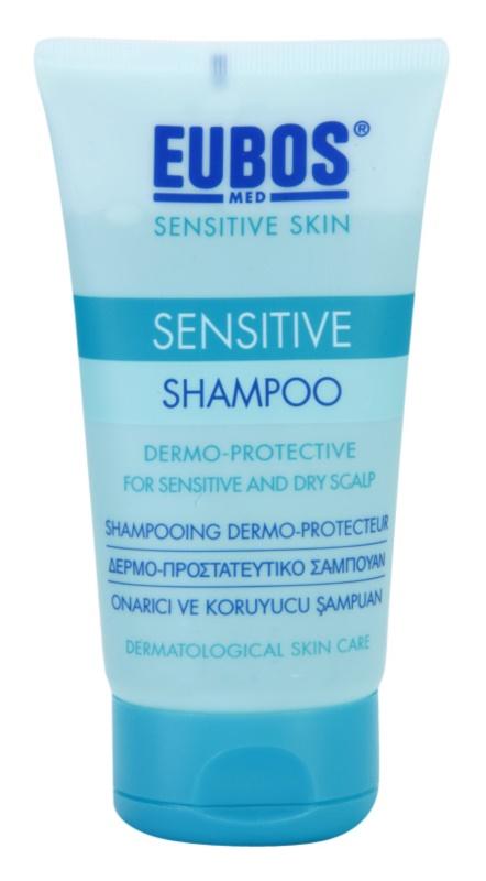 Eubos Sensitive sampon protector pentru scalp sensibil si uscat