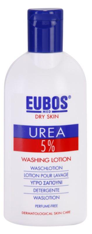 Eubos Dry Skin Urea 5% jabón líquido para pieles muy secas