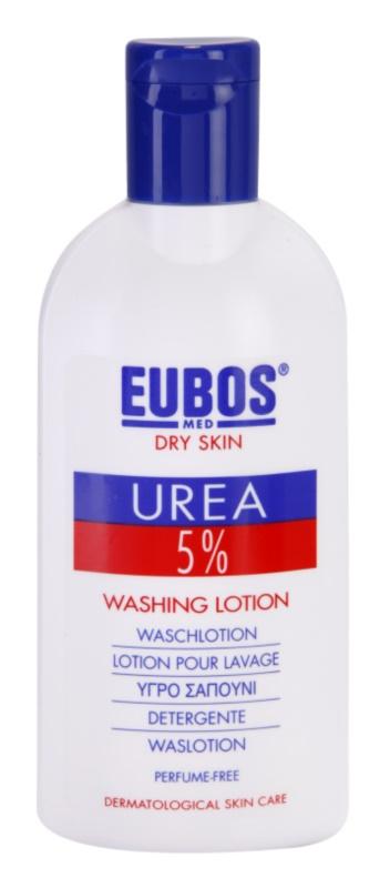 Eubos Dry Skin Urea 5% tekuté mydlo pre veľmi suchú pokožku