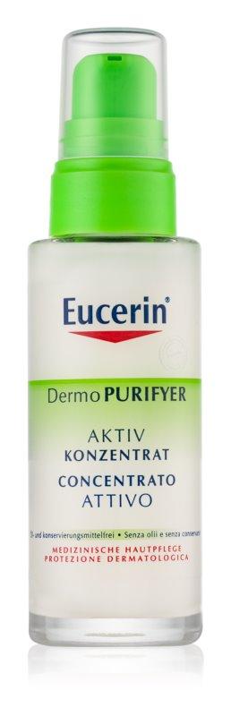 Eucerin Dermo Purifyer pleťové sérum pro problematickou pleť, akné