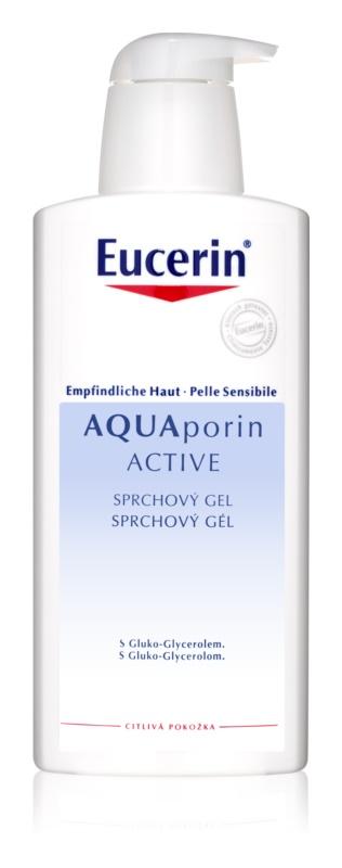Eucerin Aquaporin Active sprchový gel pro citlivou pokožku