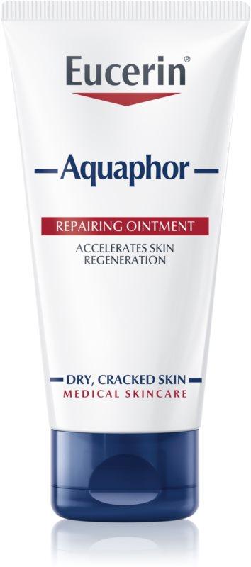 Eucerin Aquaphor balsam regenerator piele uscata si crapata