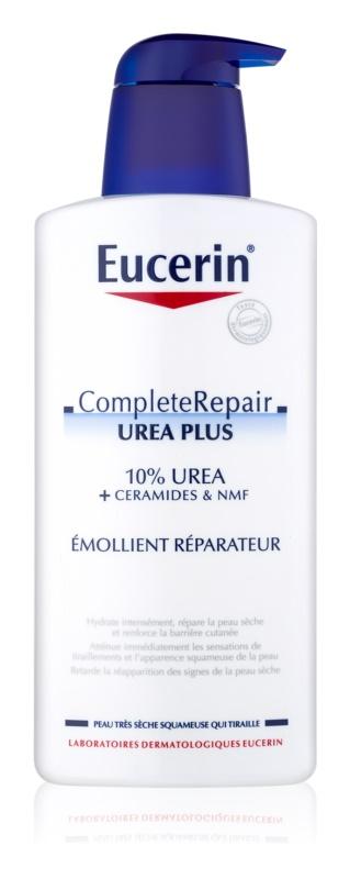 Eucerin Dry Skin Urea telové mlieko pre veľmi suchú pokožku
