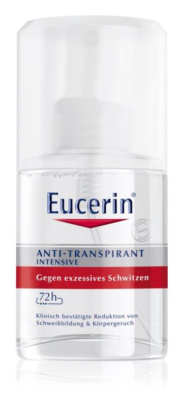 Eucerin Deo antiperspirant v spreji proti nadmernému poteniu