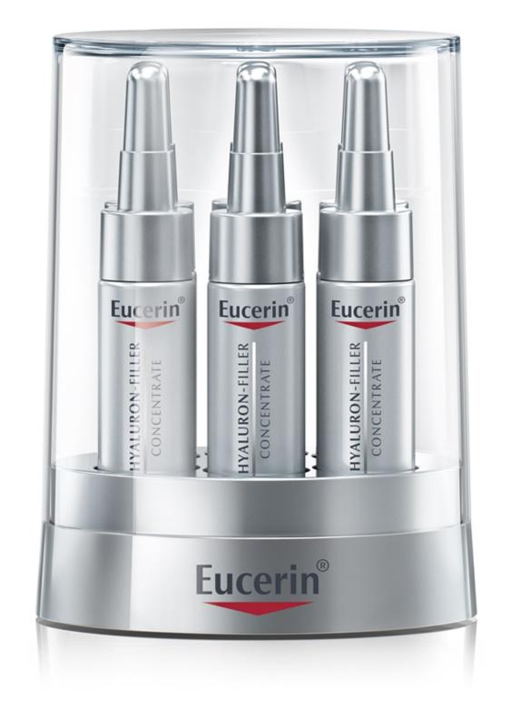 Eucerin Hyaluron-Filler intenzív szérum a ráncok ellen