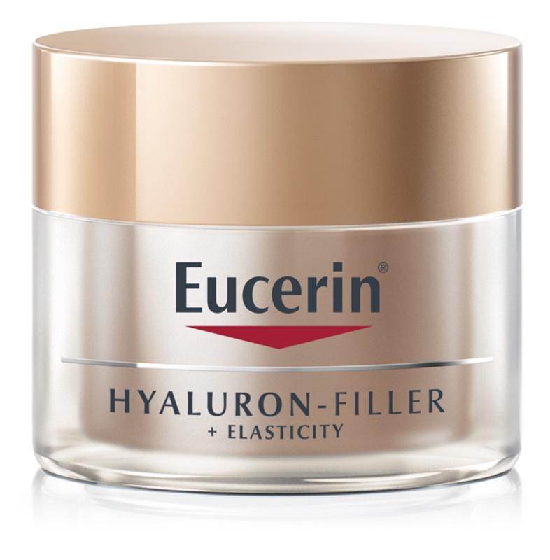 Eucerin Elasticity+Filler intensywnie odżywczy krem na noc do skóry dojrzałej