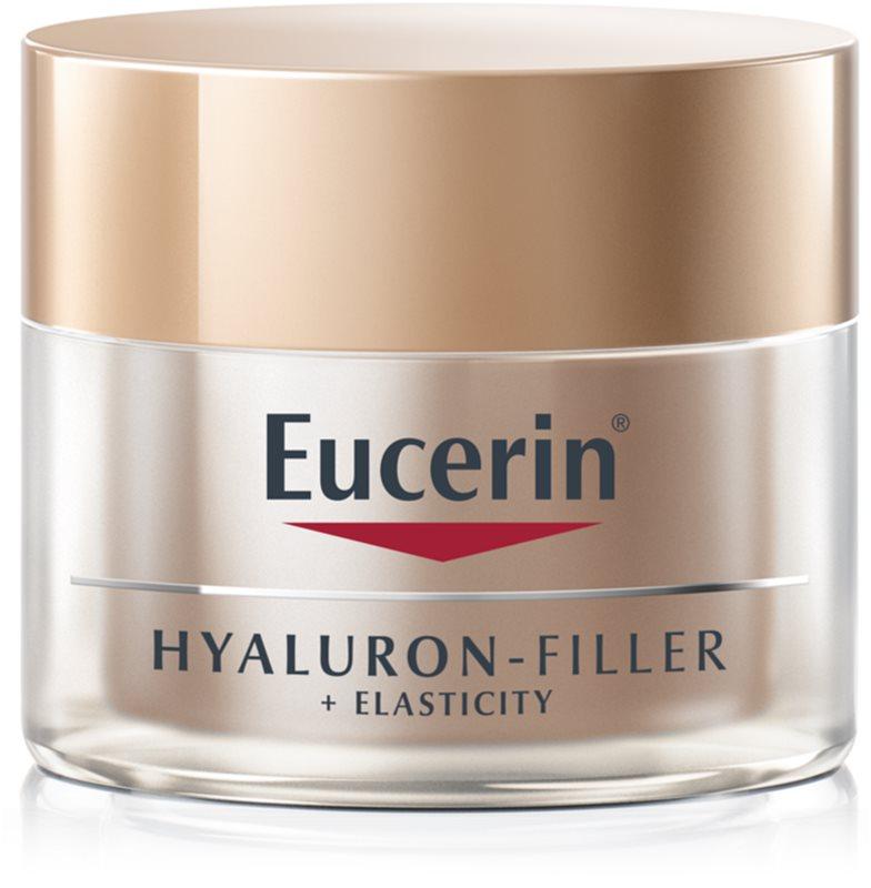 Eucerin Elasticity+Filler intenzivna hranilna nočna krema za zrelo kožo