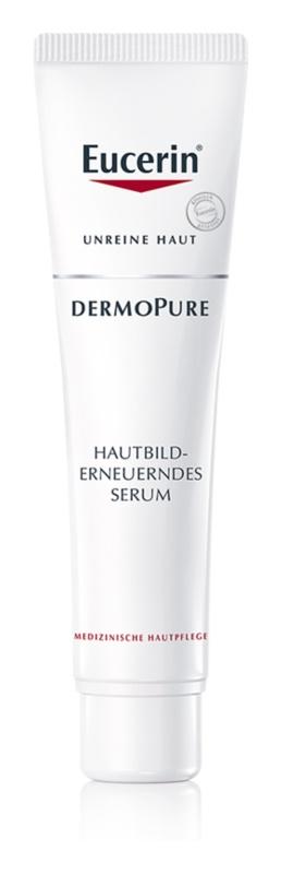 Eucerin DermoPure sérum régénération peaux grasses et à problèmes
