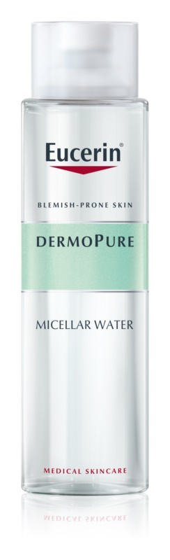 Eucerin DermoPure Cleansing Micellar Water for Problematic Skin