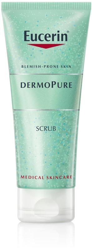 Eucerin DermoPure čisticí peeling pro problematickou pleť