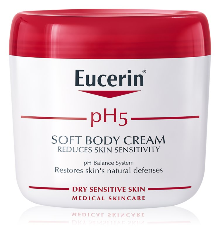 Eucerin pH5 Body Cream For Dry and Sensitive Skin