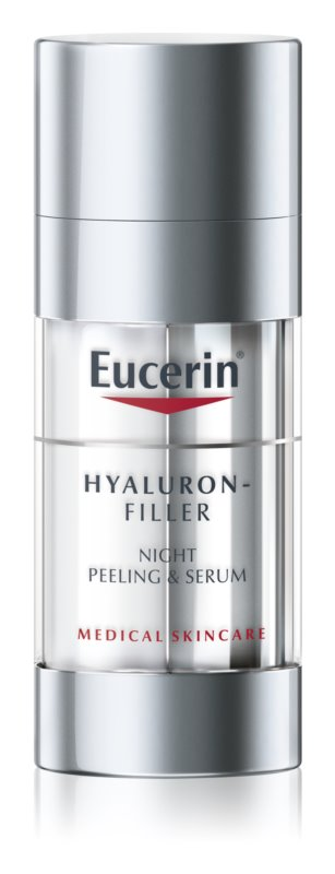 Eucerin Hyaluron-Filler sérum de noche revitalizante y densificador