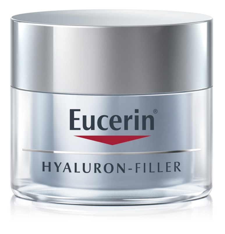 Eucerin Hyaluron-Filler nočna krema proti gubam