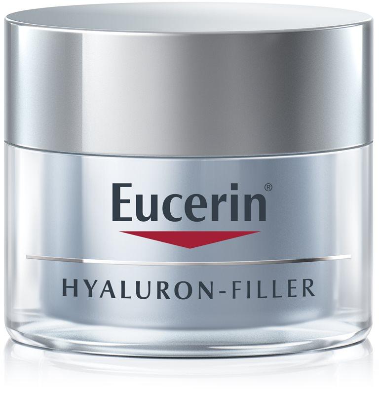 Eucerin Hyaluron-Filler noční krém proti vráskám