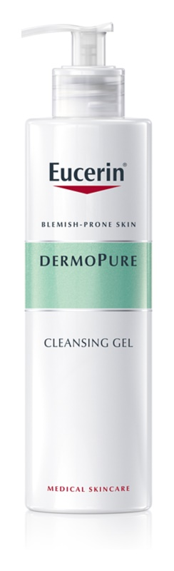 Eucerin DermoPure gel purifiant en profondeur pour peaux à problèmes