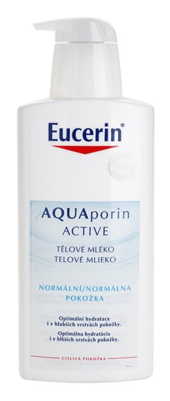 Eucerin Aquaporin Active leche corporal para pieles normales