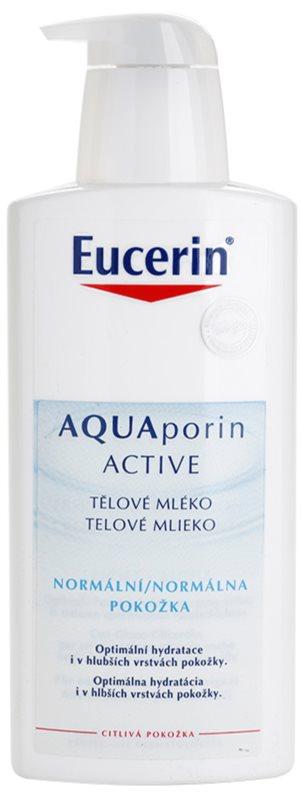 Eucerin Aquaporin Active молочко для тіла Для нормальної шкіри