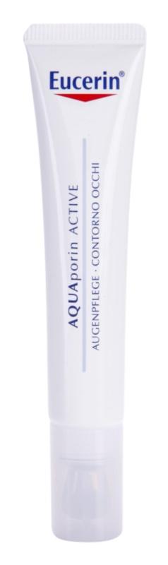 Eucerin Aquaporin Active crema hidratante intensiva para contorno de ojos