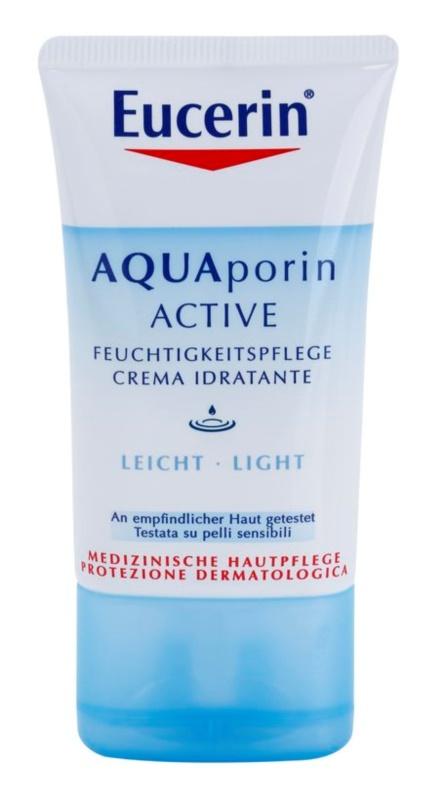 Eucerin Aquaporin Active lehký hydratační krém pro normální až smíšenou pleť