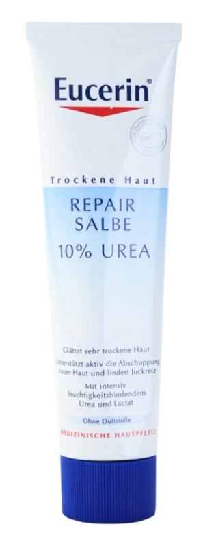 Eucerin Dry Skin Urea Ointment For Local Treatement