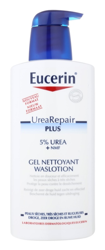 Eucerin Dry Skin Urea Shower Gel Restorative Skin Barrier