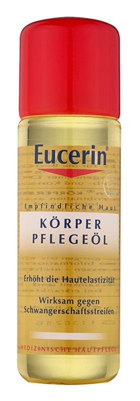 Eucerin pH5 Body Oil For The Prevention And Reduction Of Stretch Marks