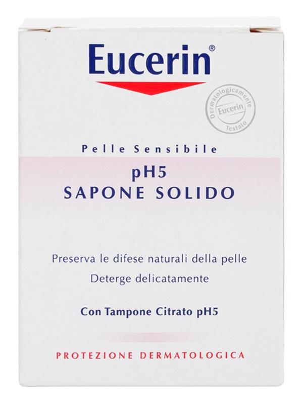 Eucerin pH5 čistilno milo za občutljivo kožo
