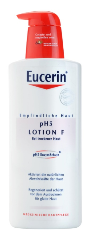 Eucerin pH5 leche corporal intensiva para pieles secas