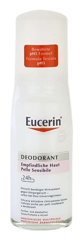 Eucerin pH5 Deodorant Spray For Sensitive Skin