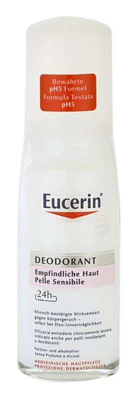 Eucerin pH5 spray dezodor az érzékeny bőrre