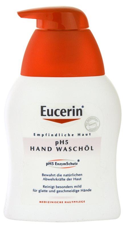 Eucerin pH5 Ölseife für empfindliche Oberhaut