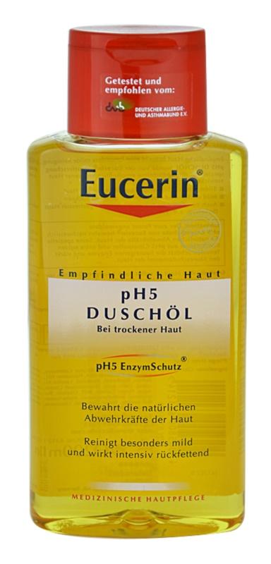 Eucerin pH5 олійка для душу для чутливої шкіри