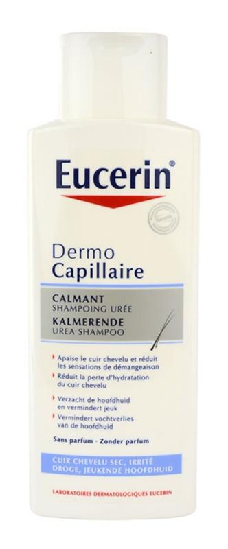 Eucerin DermoCapillaire šampon za suho in srbeče lasišče
