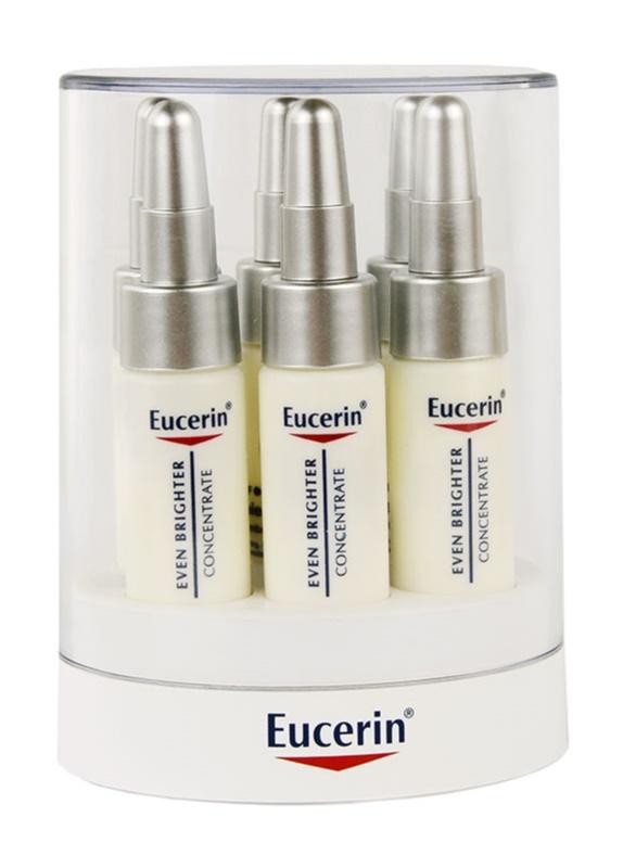 Eucerin Even Brighter ser impotriva petelor
