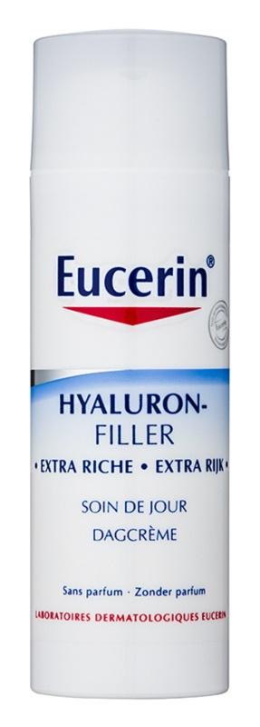 Eucerin Hyaluron-Filler dnevna krema proti gubam za suho do zelo suho kožo