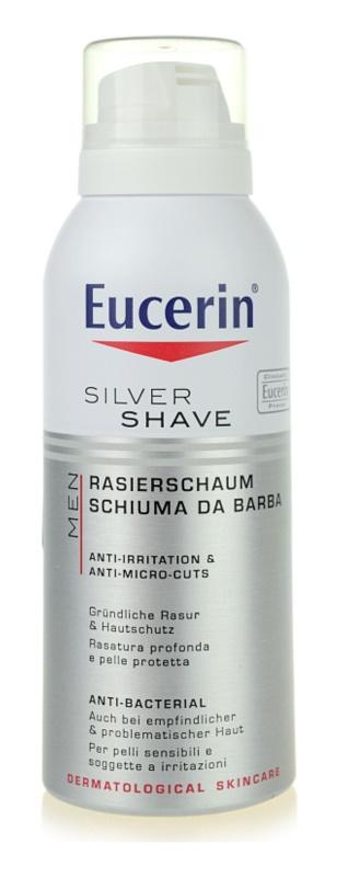 Eucerin Men mousse à raser pour peaux sensibles