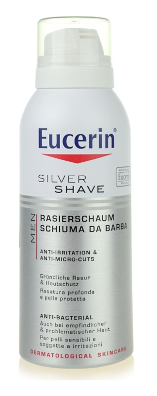 Eucerin Men pěna na holení pro citlivou pleť