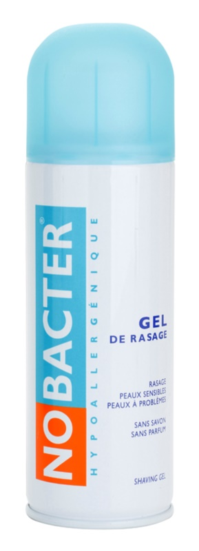Eucerin NoBacter antibakterielles Gel für die Rasur