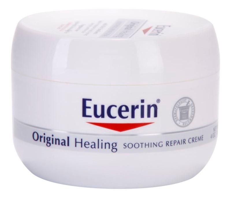 Eucerin Original Healing crema regeneradora y calmante  para pieles muy secas