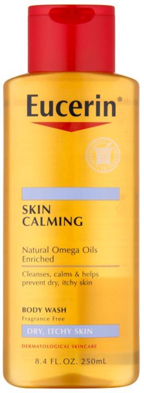 Eucerin Skin Calming aceite de ducha para pieles secas y con picor