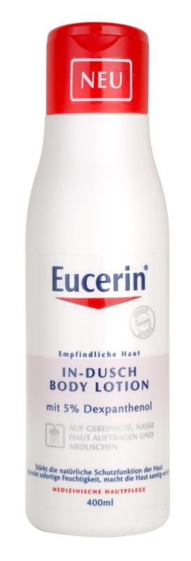 Eucerin Special Care leite corporal de duche